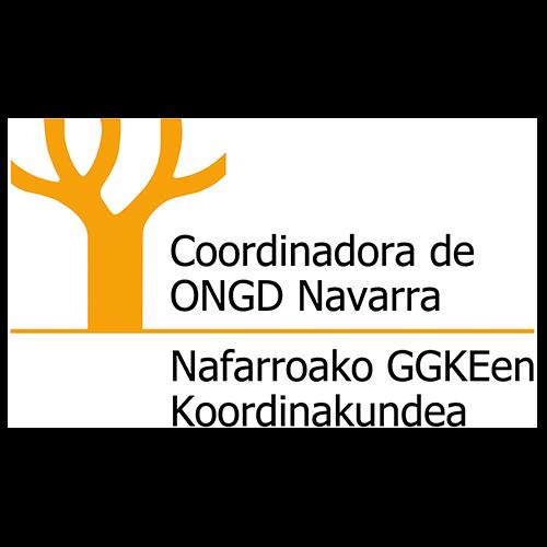 Logo Coordinadora de Navarra