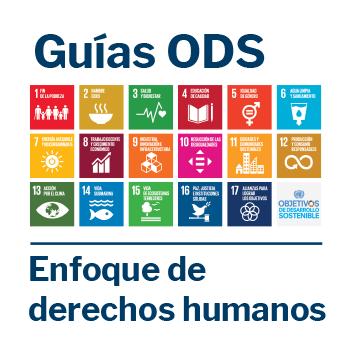 Guías ODS enfoque derechos humanos