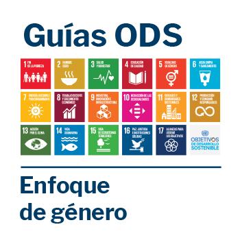 Guías ODS enfoque género
